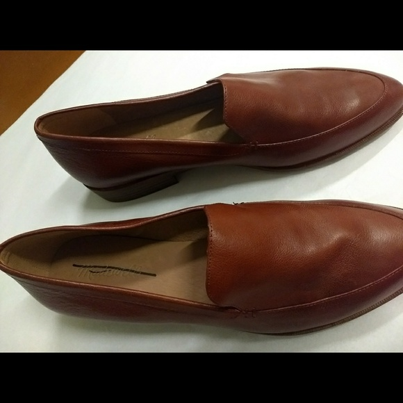 a8a0114d082 Madewell Shoes - Madewell Frances Loafer in Burnished Mahogany